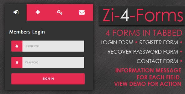 Zi-4-Forms