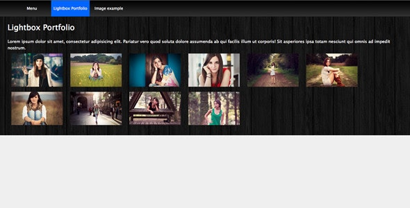 jQuery Hidden Panel - CodeCanyon Item for Sale