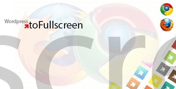 Wordpress toFullscreen Plugin