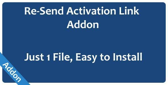 Re-Send Activation Powerful Exchange System