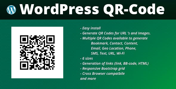 WordPress QR Codes