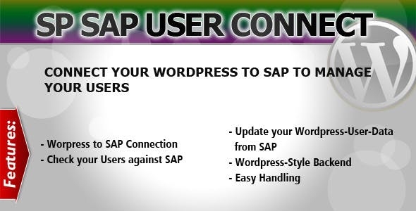 SAP User Connect