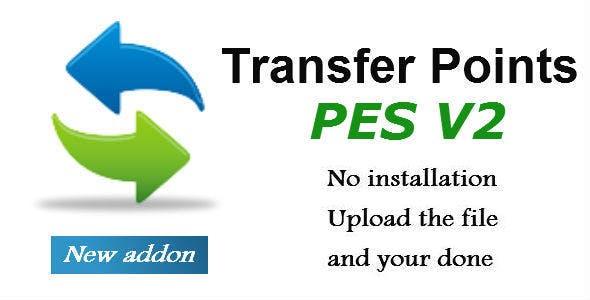 Transfer Points Powerful Exchange System v2