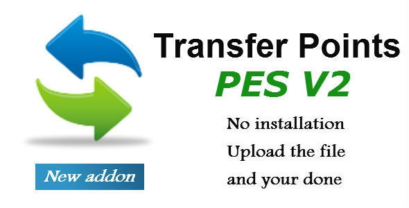 Transfer Points Powerful Exchange System v2 - CodeCanyon Item for Sale
