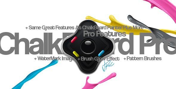 Chalkboard Pro - HTML5 Painting App