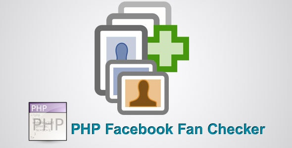 Facebook Fan Checker - CodeCanyon Item for Sale