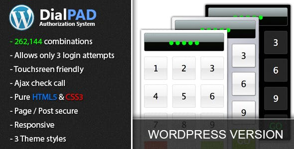 DialPAD - Authorization System