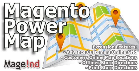 Magento Power Map