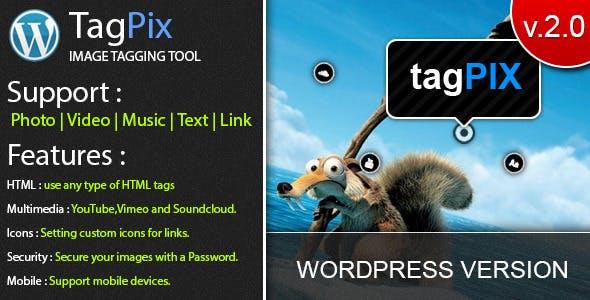 TagPix v.2 - Image tagging tool