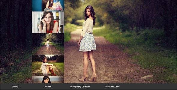 jQuery Fullscreen Scroll Gallery - CodeCanyon Item for Sale