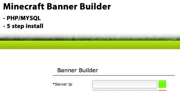 Minecraft Banner Generator
