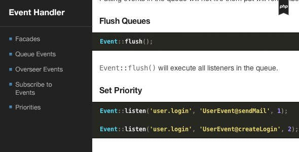 Event Subscription Handler