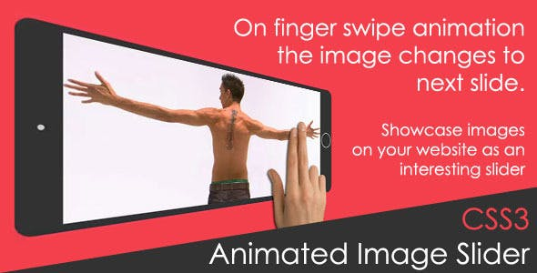 CSS3 Animated Image Slider