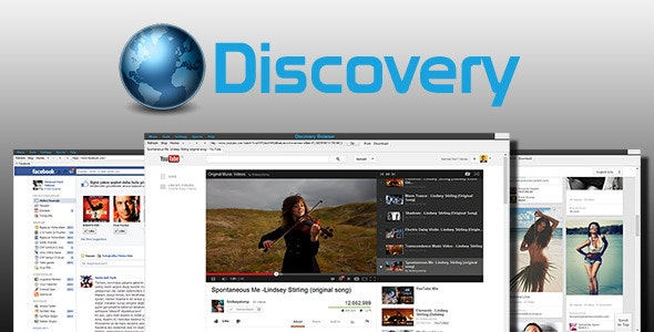 Discovery Browser - CodeCanyon Item for Sale