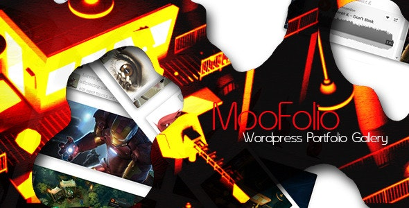 MooFolio Portfolio Gallery Plugin - CodeCanyon Item for Sale