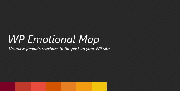 Emotional Map - CodeCanyon Item for Sale