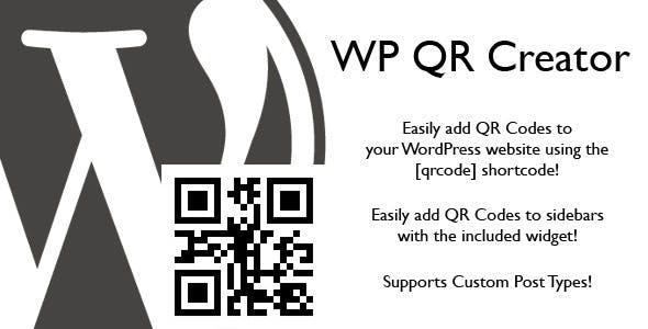 WP QR Creator