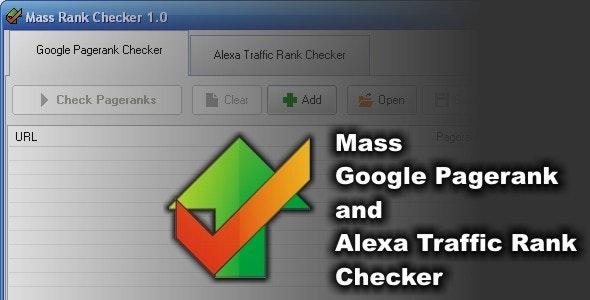 Mass Rank Checker - CodeCanyon Item for Sale
