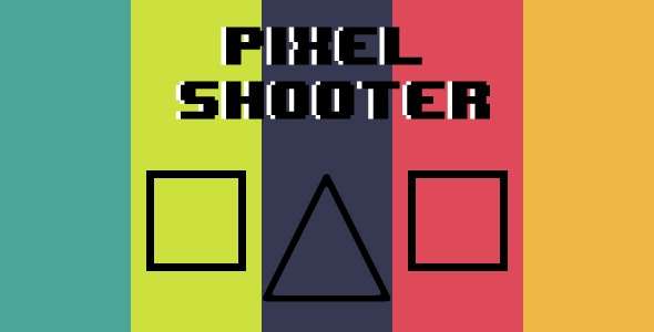 Pixel Shooter - HTML5 Game (Construct 2 & Construct 3) - CodeCanyon Item for Sale