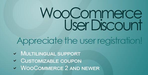 WooCommerce User Discount