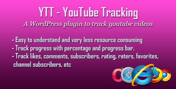 YTT - YouTube Tracking Panel