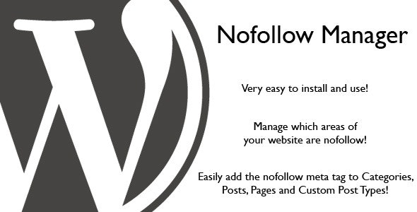 Nofollow Manager - CodeCanyon Item for Sale