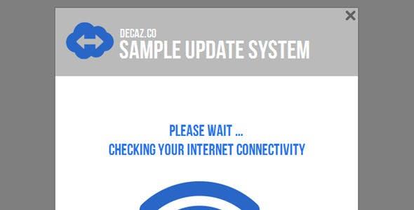 Modern UI Updater
