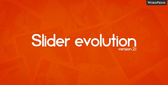 Slider Evolution for WordPress - CodeCanyon Item for Sale