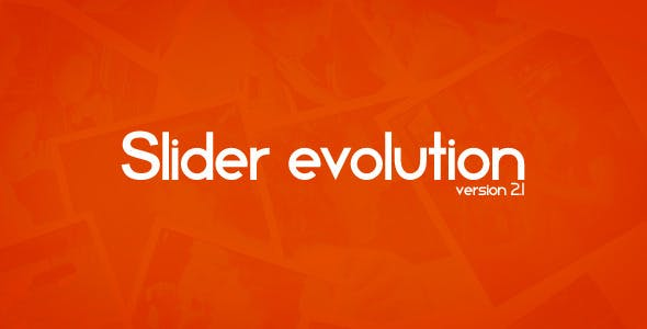 jQuery Slider Evolution