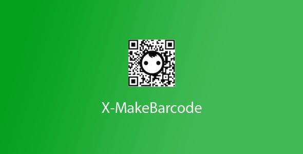 X-MakeBarcode