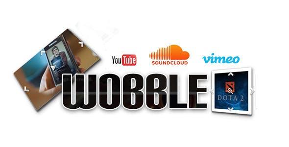 Wordpress Wobble Gallery