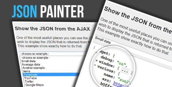 JSON Painter