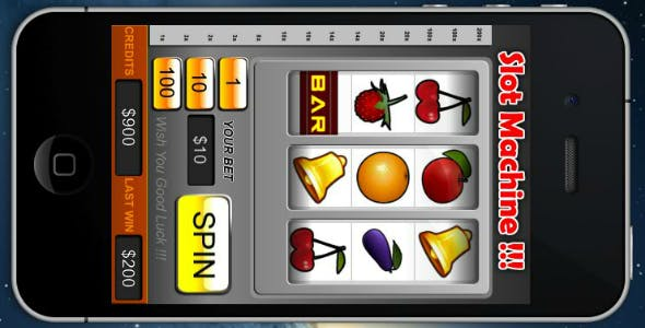 Slot Machine Game - cocos2d