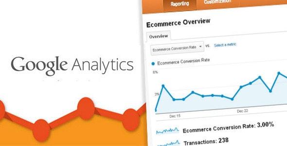 Google Analytics E-Commerce Tracking - CodeCanyon Item for Sale