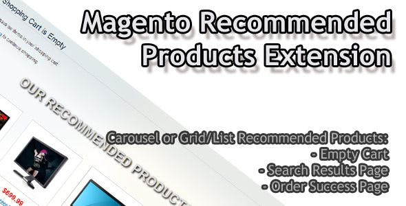 Magento Recommended Products