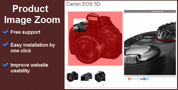 Product Image Cloud Zoom - CodeCanyon Item for Sale