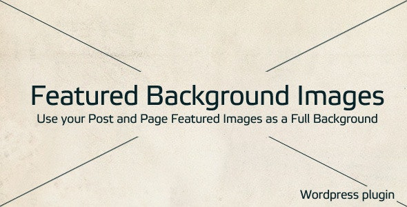 Featured Background Images - CodeCanyon Item for Sale