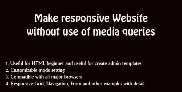 Easy Responsive CSS