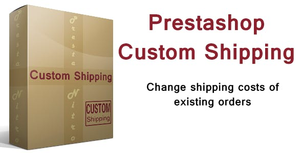 Prestashop Custom Shipping