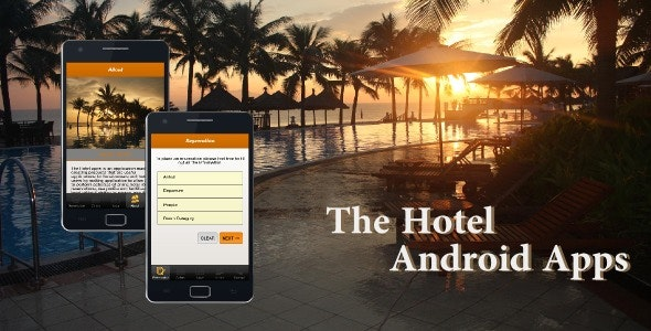 The Hotel - CodeCanyon Item for Sale