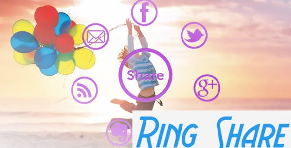 WordPress ring Share