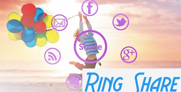 WordPress ring Share - CodeCanyon Item for Sale