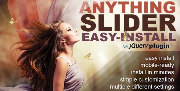 AnythingSlider EasyInstall Responsive jQueryPlugin