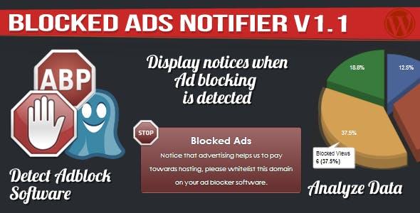 BAN - Blocked Ads Notifier With Statistics