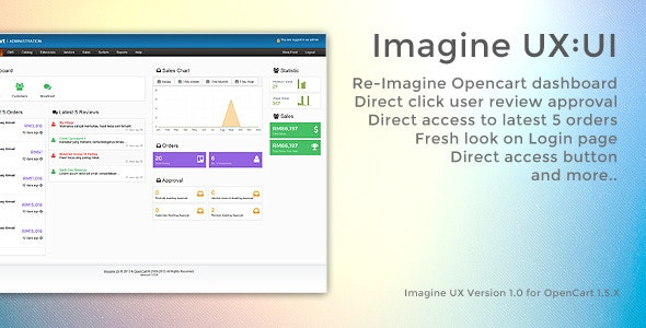 Imagine UX:UI - CodeCanyon Item for Sale