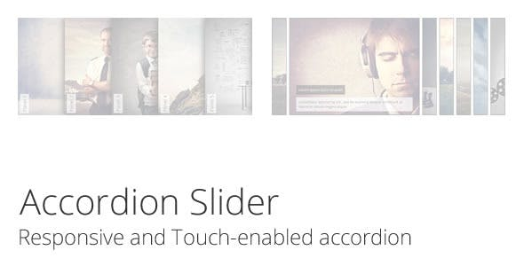 Accordion Slider - Responsive and Touch Accordion        Nulled