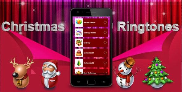 Christmas Ringtones - CodeCanyon Item for Sale
