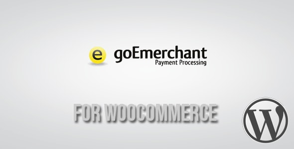 GoEmerchant Gateway for WooCommerce - CodeCanyon Item for Sale