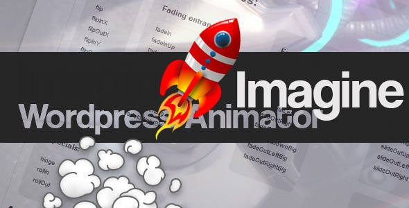 Imagine Wordpress Animator