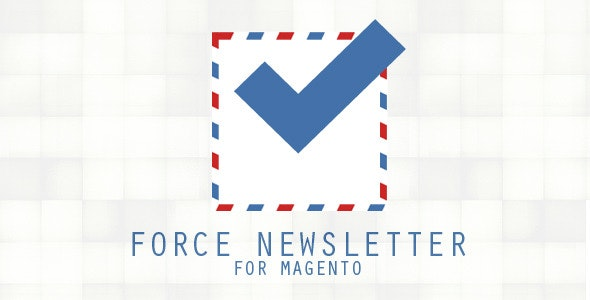 Force Newsletter for Magento - CodeCanyon Item for Sale